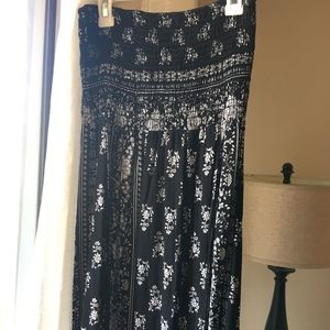 LAST CHANCE Strapless Maxi Dress